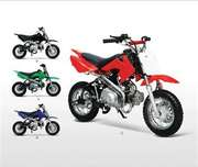 MANY TO CHOOSE FROM 90cc dirt bikes.