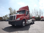 2011 Freightliner Cascadia Day Cab