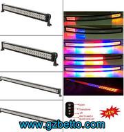 Wholesale LED offroad lightbar,  LED lightbar,  LED off road light bar,  RGB LED light bar,  4D LED LIGHT BAR,  5D LED light bar