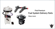 Automobile fuel pump,  tank & turbo system