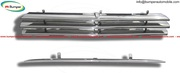 Saab 92 - 92B Grille bumper